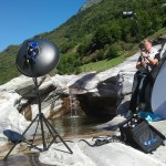 fotoshooting on location schweiz tessin making of
