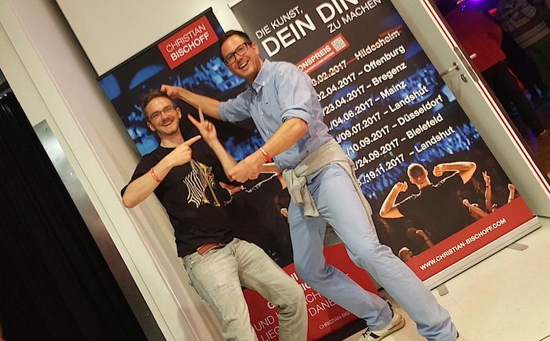 Mischa Miltenberger und Rainer Rössler