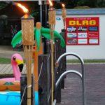 Piratenfest 2019 Naturbad Aachtal_DLRG_Fackeln_Wasserleiter_aufblasbare-Wasserspielzeuge