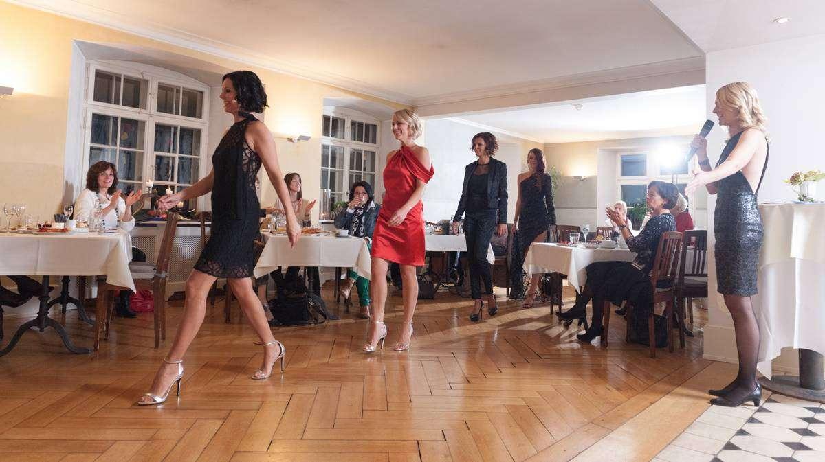 Event-Fotografie in Kreuzlingen/Schweiz für Andrea Sauter – Swiss Fashiondesign