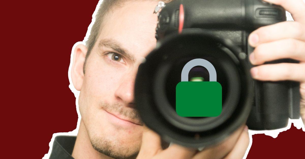 Datenschutz – was macht Fotografie RR dafür?