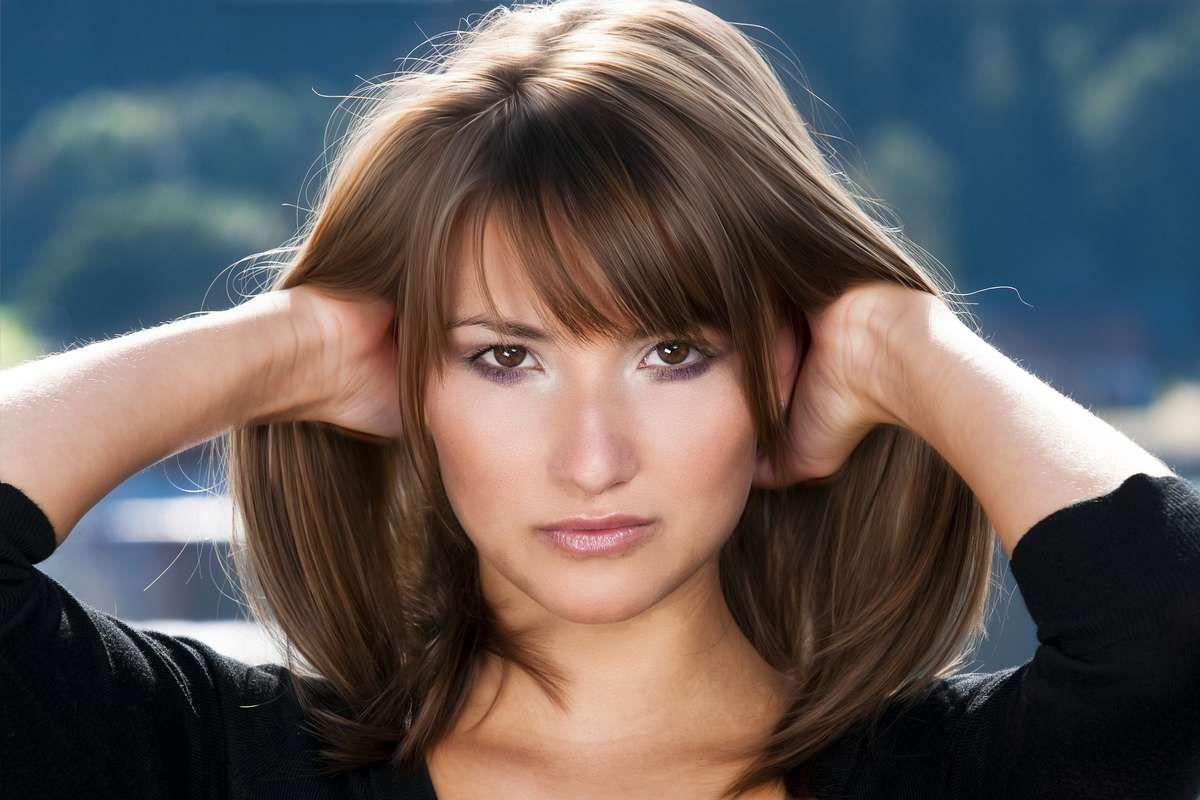 fotograf titisee fotoshooting schwarzwald portrait brunette sommer querformat