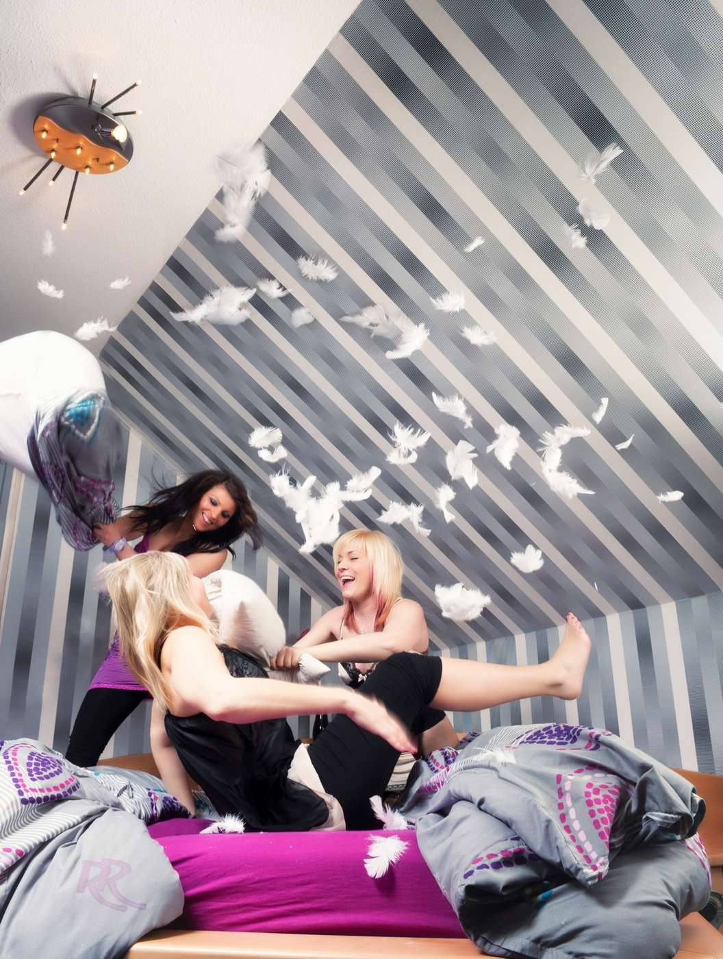 #8 Freundeshooting Zuhause Bett