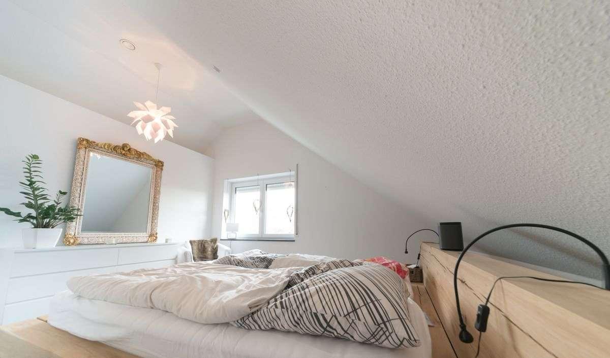 immobilienfotografie rewa aach bodensee schlafzimmer. Black Bedroom Furniture Sets. Home Design Ideas