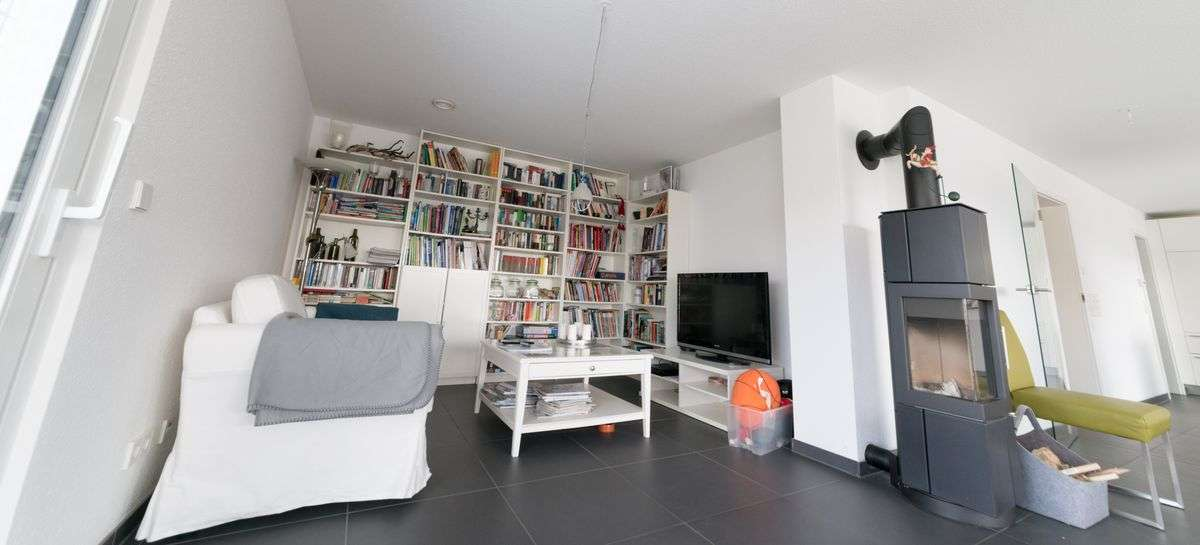 immobilienfotografie rewa aach bodensee wohnzimmer2. Black Bedroom Furniture Sets. Home Design Ideas
