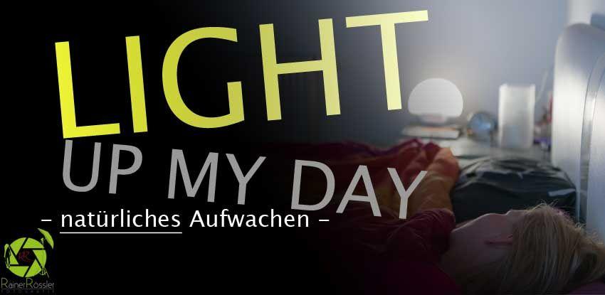 LIGHT UP MY DAY – Philips HF3510/01