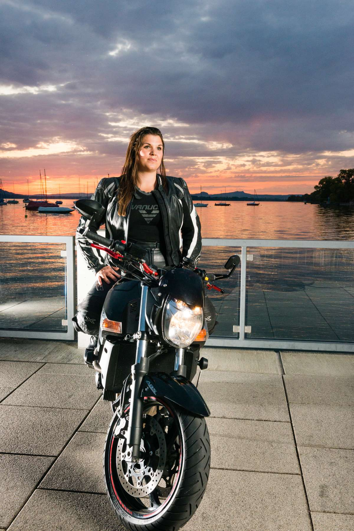 Motorrad frau kennenlernen