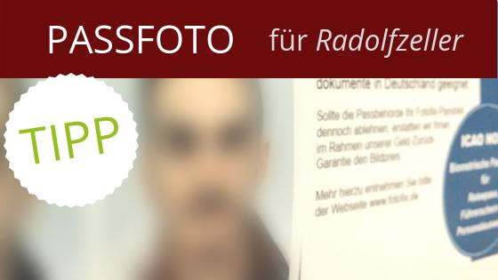 Passfoto Radolfzell Tipp