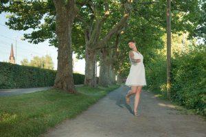 """Lifestyle-Shooting """"Leichtigkeit"""" an der Promenade in Radolfzell"""