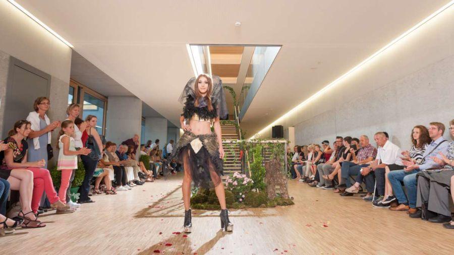 Event-Shooting - Modeschau in der Berufsschule Radolfzell