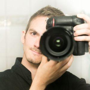 Fotograf & Inhaber Rainer Rössler